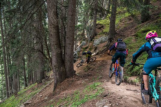 Mountainbiken in Tirol, ©Tirol Werbung / Neusser Peter