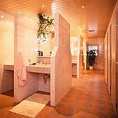 Sanitary facilities Wilder Kaiser
