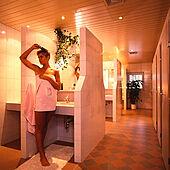 Sanitary facilities Wilder Kaiser Kössen