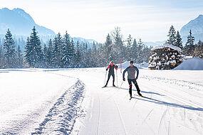 Winterlandschaft Kaiserwinkl, © Tourismusverband Kaiserwinkl