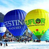 Ballooning in the Tiroler Kaiserwinkl