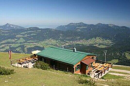Unterberg Gipfelhaus, (c) TVB-Kaiserwinkl