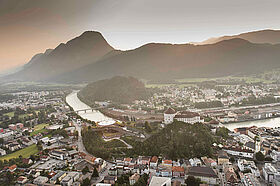 Festung Kufstein, Abendstimmung