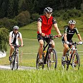 Biking in the Tiroler Kaiserwinkl