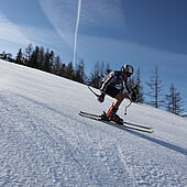 A fantastic day in the Kaiserwinkl ski area