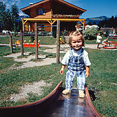 Adventure playground for young and old
