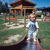 Abenteuerspielplatz für Groß und Klein