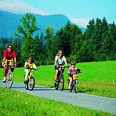 Biking for the whole family