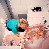 Children's bath room Wilder Kaiser Kössen