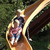 Slide camping Wilder Kaiser