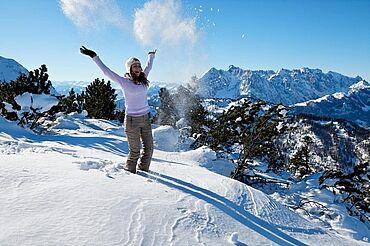 Winter im Kaiserwinkl, (c) Tourismusverband Kaiserwinkl