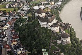 Festung Kufstein, Luftaufnahme