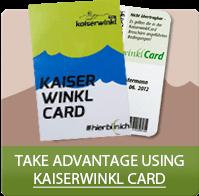 Kaiserwinkl Card
