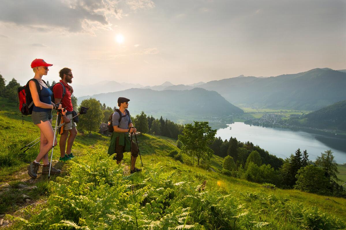 Outdoor Küche Wandern : Wanderung von kössen zum walchsee u2013 storys euro camp wilder kaiser